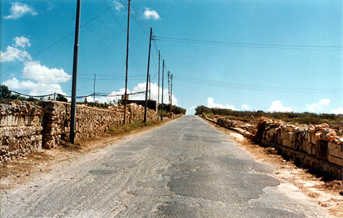 Country Road in Armier